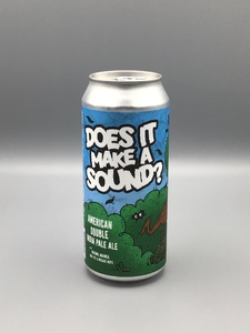 **LOCAL** Arboretum Trail - Does It Make A Sound (16oz Can)